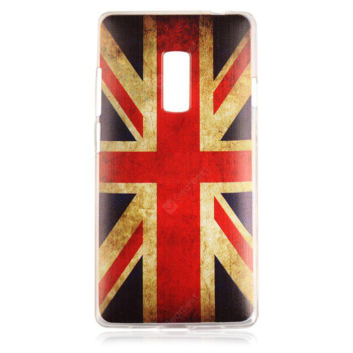 Buy Design Soft Material Back Protective Cover Case ONEPLUS TWO COLORFUL