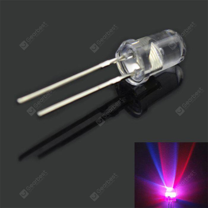 100PCS Bright Colorful Light Emitting Diode