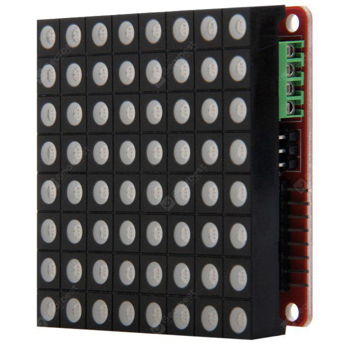8 x 8 RGB Dot Matrix Driver Board