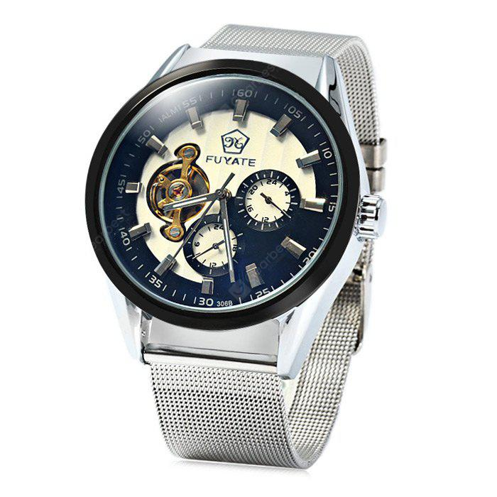 23c15a1f452 Fuyate 306B Automatic Mechanical Male Watch - R 156.18 Compras Online