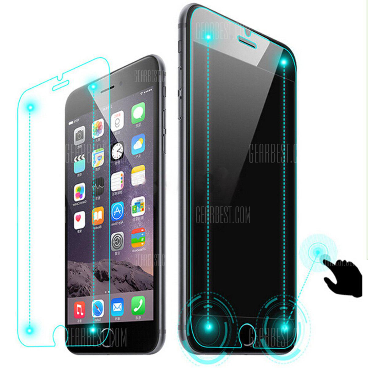 ASLING Intelligent Tempered Glass Screen Film for iPhone 6 Plus / 6S Plus
