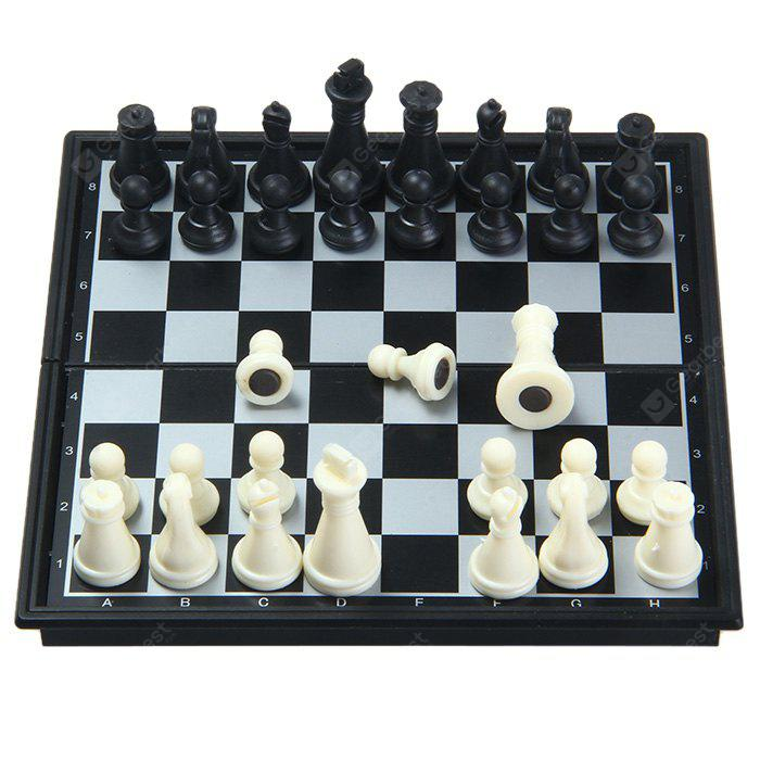 32Pcs VIICSC Magnetic Chess Set IQ Training Game SC. 5277