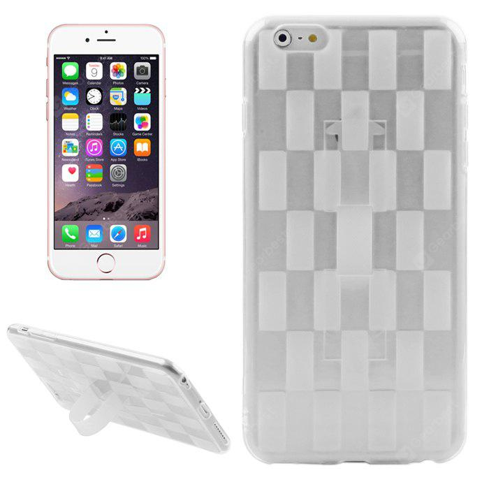 Hat-Prince Protective Case Tempered Glass Screen Film for iPhone 6 / 6S