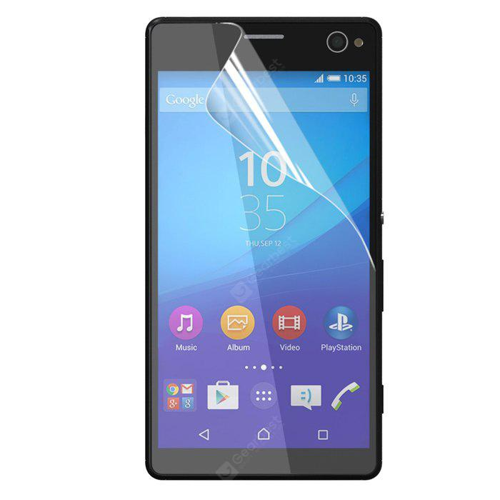 Hat-Prince PET HD Protective Screen Film for Sony Xperia C4
