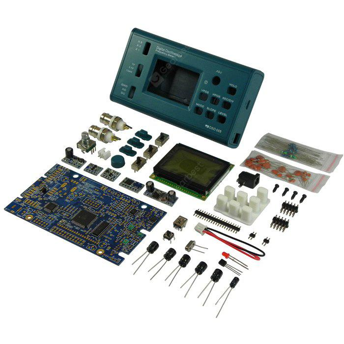DSO 068 Digital Oscilloscope DIY Kit