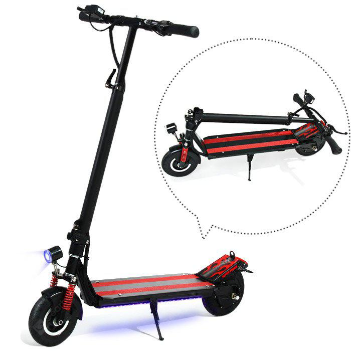 10A Battery Folding Electric Scooter 25km Mileage