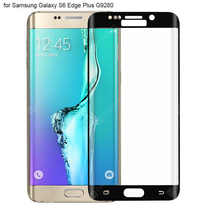 Angibabe Tempered Glass Screen Protector for Samsung S6 Edge Plus