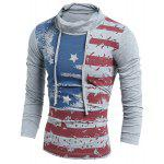 cheap America Long Sleeve T Shirt