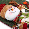 Hanging Stockings Snowman Pattern for Christmas - COLORMIX