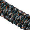 5 in 1 Outdoor Survival Paracord Bracelet - JUNGLE CAMOUFLAGE