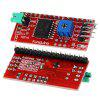 IIC / I2C Interface Pinboard for Arduino LCD1602 - RED
