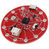 Wearable LilyPad USB ATmega32U4 Module for Arduino - RED