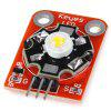 Keys 3W High Power LED Module - RED