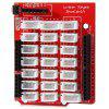 Base Shield / SCM Expansion Module - RED