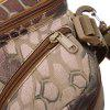 Casual Chest Bag Single-shoulder - MUD COLOR PYTHON PATTERN