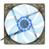 Power Supply Cooling Fan - BLUE AND BLACK