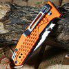 best Sanrenmu 7063 LUC-LJ Liner Lock Folding Knife