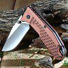 best Sanrenmu 7063 LUC-LY Liner Lock Folding Knife