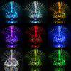 Color Changing LED Butterfly Crown Flashing Fiber Headwear - COLORFUL