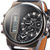 Oulm 3597 Men Quartz Watch deal