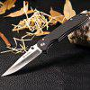 Ganzo G7142 Liner Lock Folding Knife - BLACK