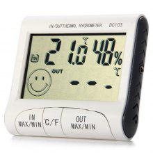 DC-103 2 in 1 Digital Thermometer / Hygrometer