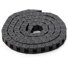 Nylon Plastic Drag Chain 3D Printer Part