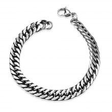 Fashion 316L Stainless Steel Bracelet for Man H028