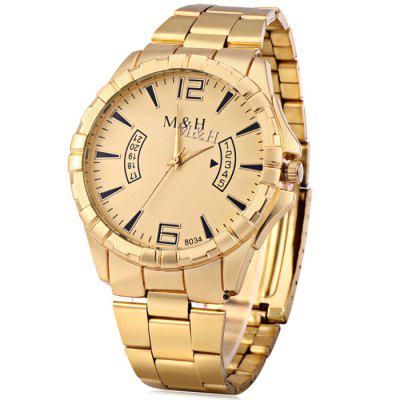 MH 8034 Male Quartz Watch