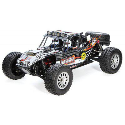 FS -  53910 2.4G Brushless 1/10 Scale 4 WD RC Dessert Buggy with 2Pcs Ni-MH Battery