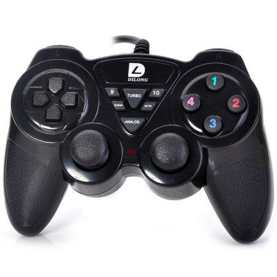 DILONG PU303 USB 2.0 / 3.0 Wired Game Controller