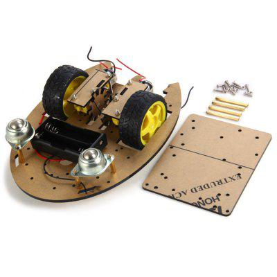 CR0003 Smart Car Chassis Module Kit