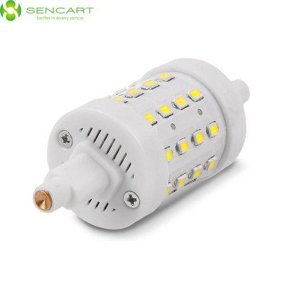 Sencart 8W R7S SMD 2835 800Lm Dimming LED Horizontal Plug Lamp