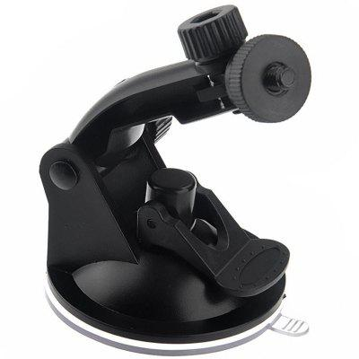 Suction Cup Mount + Tripod Mount AdapterAction Cameras &amp; Sport DV Accessories<br>Suction Cup Mount + Tripod Mount Adapter<br><br>Accessory type: Tripod Mount Seat, Mount Holder<br>Apply to Brand: GitUp,Discovery,Xiaomi,Gopro,SJCAM,Amkov,Soocoo,Dazzne<br>Compatible with: Dazzne P3, SJ7000, SJCAM 5000 plus, SJCAM 4000 plus, Discovery DS100, Discovery DS200, Soocoo C10, Soocoo S60, Gitup Git2, SJCAM M10, SJCAM M10 Plus, Dazzne P2, GoPro Hero 4 Session, GitUp Git1, Gopro Hero 4, Gopro Hero 3 Plus, Gopro Hero 3, Gopro Hero 2, Gopro Hero 1, GoPro Hero Series, SJ4000, SJ5000, Universal Camera, Action Camera, AMK 5000, AMK 5000S, Xiaomi Yi<br>Material: Plastic<br>Package Contents: 1 x Suction Cup Holder, 1 x Tripod Mount Adapter<br>Package size (L x W x H): 14 x 9 x 7 cm / 5.50 x 3.54 x 2.75 inches<br>Package weight: 0.150 kg<br>Product size (L x W x H): 13.5 x 8 x 6.5 cm / 5.31 x 3.14 x 2.55 inches<br>Product weight: 0.070 kg