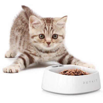 Smart Antibacterial Pet Feeder Bowl