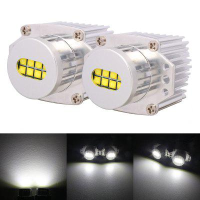 MZ 64W 2200lm Angle Eyes LED Auto Light