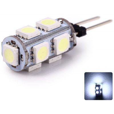 2PCS G4 - 9SMD5050 1.3W Car Clearance Lamp