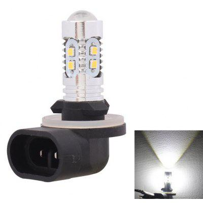 MZ 881 10W Car LED White Head Light Foglight