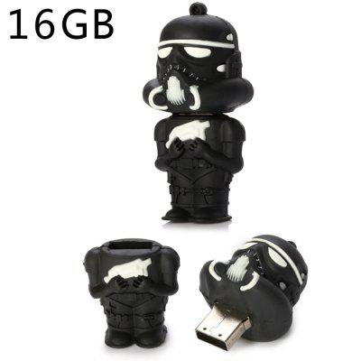 16GB Darth Vader Characters USB 2.0 Stick