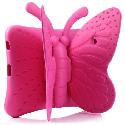 Butterfly Style EVA Foam Handle Case for iPad 2 3 4 with Stand