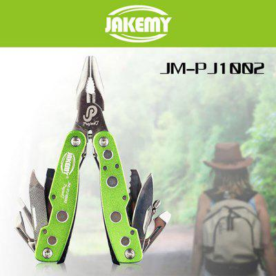Jakemy JM-PJ1002 9 in 1 Multifunctional Folding Tool