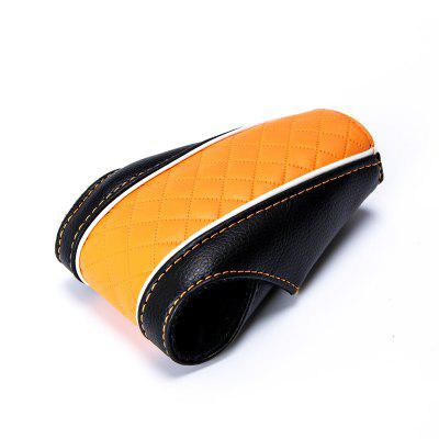 Car Handbrake Gear Shift Knob Faux Leather Cover
