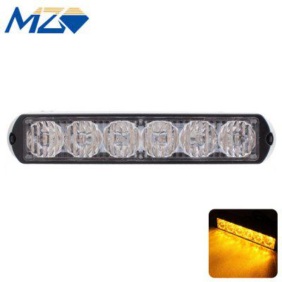 MZ 12 - 24V 18W 1080lm 6LED Car Foglight Signal Light