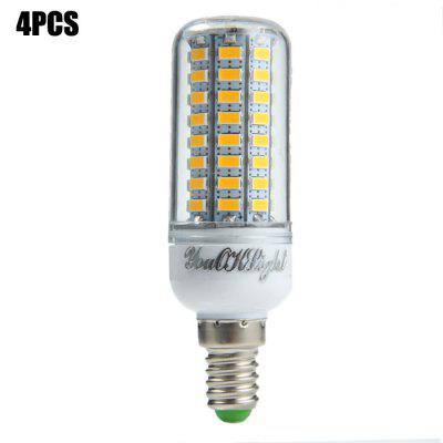 4pcs YouOKLight E14 15W SMD 5730 1500Lm LED Corn Light