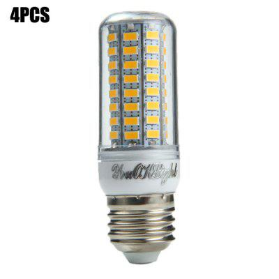 4pcs YouOKLight E27 15W SMD 5730 1500Lm LED Corn Light