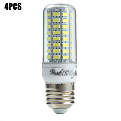 4 x YouOKLight E27 SMD 5730 15W 1500Lm LED Corn Light Bulb