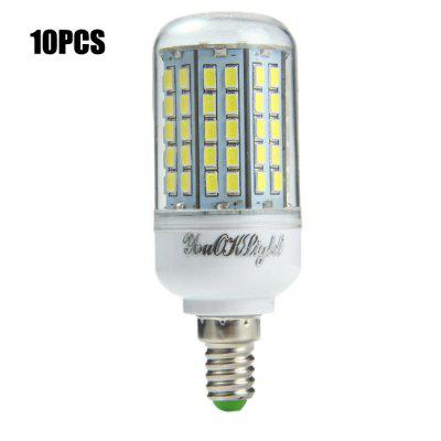 10 x YouOKLight E14 SMD 5730 18W 2000Lm LED Corn Light Bulb