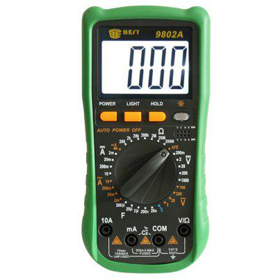 BEST BST-9802A LCD Digital Multimeter