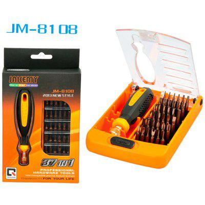JAKEMY JM-8108 37 in 1 Screwdriver Kit Repair Tool