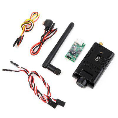 5.8G 32CH 400mW Transmitter HD 1080P DVR Camera Set for QAV250 280 H250 330 Multirotor DIY Project